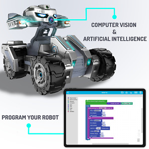Scout AI - Smart Camera RC Car | Learn how to code | Computer Vision & AI