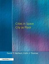 CITIES IN SPACE: City as Place-ExLibrary