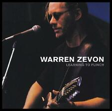WARREN ZEVON - LEARNING TO FLINCH CD ~ WEREWOLVES OF LONDON *NEW*