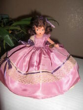 Nancy Ann Storybook Doll ~ #195 September Girl w/Jtd.Legs & Socket Head