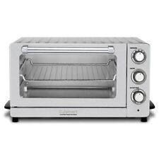 Cuisinart Toaster Oven Broiler W/ Convection Cuisinart Toaster Oven Broiler