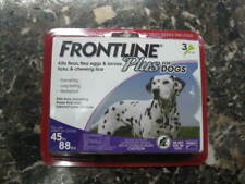 FRONTLINE Plus For Dogs 45 - 88 lbs lb 1408 fl oz