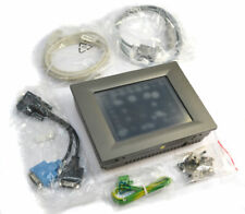 "Advantech TPC-60SN-E1 Touch Panel 5.7"" LCD Computer w/ Serial, VGA, USB Cables"