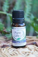 Aceite Esencial de Maleluca (Arbol ) Certificado 100% Puro y Natural 10ml To
