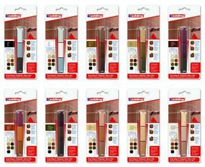 edding 8901 Möbel-Reparaturwachs 3er Set Holzfarbe aus 10 Sets wählbar