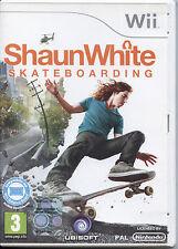 SHAUN WHITE SKATEBOARDING - GIOCO NINTENDO WII PAL ITALIANO