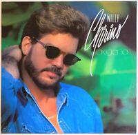 ORIGINAL WILLY CHIRINO 1991 OXIGENO VINYL LP SPAIN GOLD PROMO LATIN SALSA CUBAN