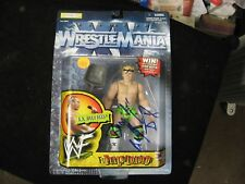 1998 Jakks WWF Fully Loaded B.A. Billy Gunn Action Figure Autographed