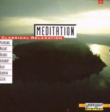 Various - Meditation - Classical Relaxation Vol.1 (CD) (1991)