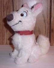 "Disney Exclusive 6"" Mini BOLT Dog Plush Retired"