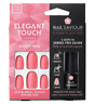 Elegant Touch Nail Matte Velvety Rose + Saviour Matte False Nails- FREE P&P