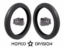 SHINKO SR714 16 X 2.25 MOPED TIRE TUBE PACKAGE Tomos Sprint Bullet Targa LX ST
