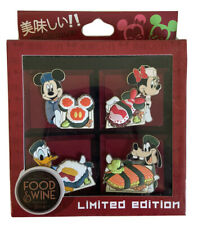 New listing Disney 2016 Food And Wine Festival Limited Edition Of 2000 Mickey Mouse, Friends