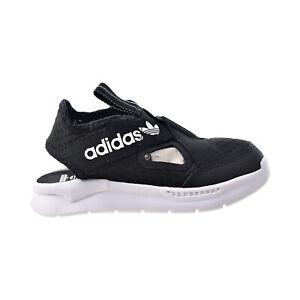 Adidas 360 Sandal C Little Kids' Sandals Cloud Black-Cloud White FX4946