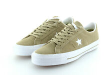 Converse Cons One Star Ox Sandy White Suede Lunarlon Gr. 42,5 / 43,5 US 9