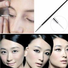 1Pc Angled Eyeliner Brush Makeup Eye Liner Elbowed Brush Tool New Make Bent I5F0