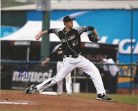 RILEY PINT Signed 8x10 Photo COLORADO ROCKIES 2015 Under Armour All-America