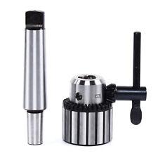 34 Drill Chuck 4mt Shank Mt4 Drill Chuck Keyed Range 316 34 Morse Taper