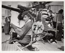 IDA LUPINO Actrice Hollywood Fashion Mode RKO Fred HENDRICKSON Photo 1936