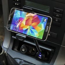 Universal Car Cigarette Lighter USB Charger Mount Holder For GPS Cell Phone PDA