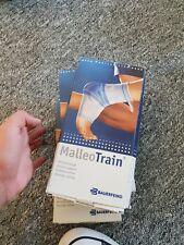 Bauerfeind Malleotrain active Ankle Support Blue Unisex Titan L 5 sock  New