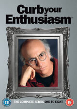 Curb Your Enthusiasm - Complete HBO Season 1-8 (DVD) Larry David