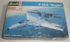 F-15A Eagle Revell micro Fighters 1/144 Factory Sealed