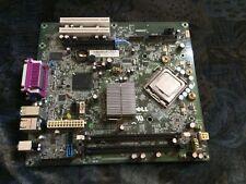 Dell Optiplex 330 Mainboard LGA775 + CPU *Getestet voll Funktionstüchtig*
