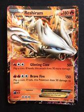 Reshiram EX BW36 B&W PROMO Pokemon Card ULTRA RARE Near Mint