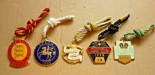 More details for five horse racing members badges goodwood epsom sandown lot b