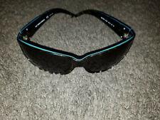 D&G Dolce Gabbana Women's Wrap Sunglasses Turquoise Blue 3009A 612/87 64 14