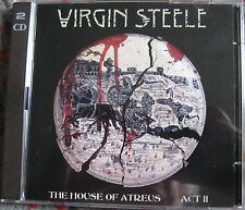 Virgin Steele – The House of Atreus, Act II 2 CD set
