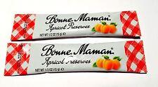 12 pcs x Bonne Maman Apricot Reserves Sachet 15g x 12 pcs Pack