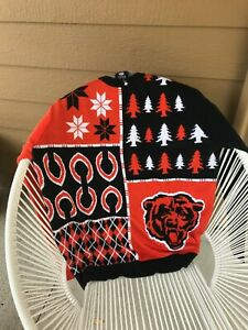 NFL VINTAGE Chicago Bears Sweater SZ XL~GREAT