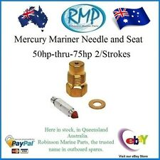 A Brand New Needle and Seat Suits Mercury Mariner 50hp-thru-75hp # 19271-1