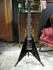 1983 Gibson Flying V Black Refinished