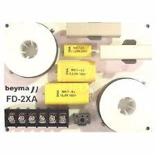 BEYMA 2x fd2xa 2-way crossover 1.8 kHz 600w 12db/oct 8/6 ohm Crossover