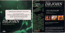 Dr John I Ate Up The Apple Tree 1 track promo in card sip sleeve UK CD
