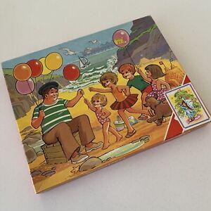 VINTAGE JIGSAW Puzzle FALCON 1970's Retro Child Mice Kitsch Vgc
