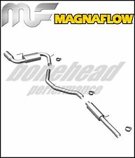 Magnaflow 16758: Cat Back Exhaust 2008-2010 Dodge Caliber SRT-4 Turbo 2.4L