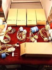 NOS OLD VTG SONY TV, VCR REPAIR PARTS, TELEMATIC 10J766 10J836 10J4024 10J829
