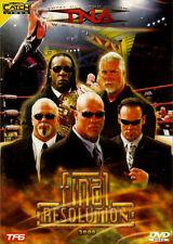 FINAL RESOLUTION 2008 - TNA /*/ DVD SPORT NEUF/CELLO