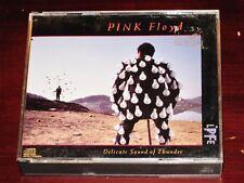 Pink Floyd Live - Delicate Sound Of Thunder 2 CD Box Set 1988 C2K 44484 Original