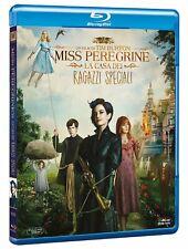 Blu Ray Miss Peregrine - La Casa dei Ragazzi Speciali - (2016) .....NUOVO