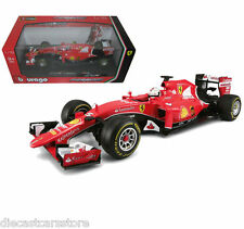 Bburago 1/18 2015 Ferrari Racing Formula 1 F1 SF15-T KIMI RAIKKONEN #7 16801