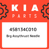 458134C010 Kia Brg assythrust needle 458134C010, New Genuine OEM Part