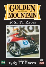 Golden Mountain - Isle of Man TT Races 1961 / 1963 (New DVD)  Motorcycle Sport
