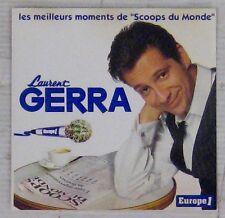 Laurent Gerra CD Les meilleurs moments de Scoop du monde 1999