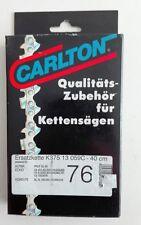 """Restposten Sonderposten Carlton Ersatzkette Sägekette 3/8"""" 40cm Echo CS500 501"""