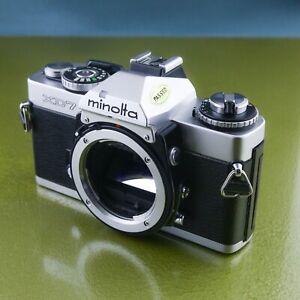 MINOLTA XD7 body, nice condition, SLR camera 35 mm XD-7 Japan XD series ☆☆☆☆